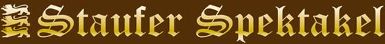 Logo Staufer Spektakel